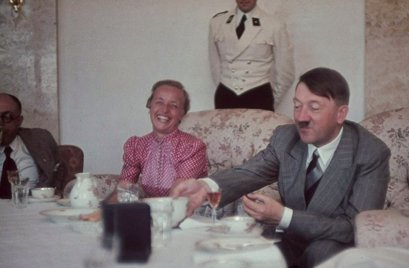 Dinner with a Nazi