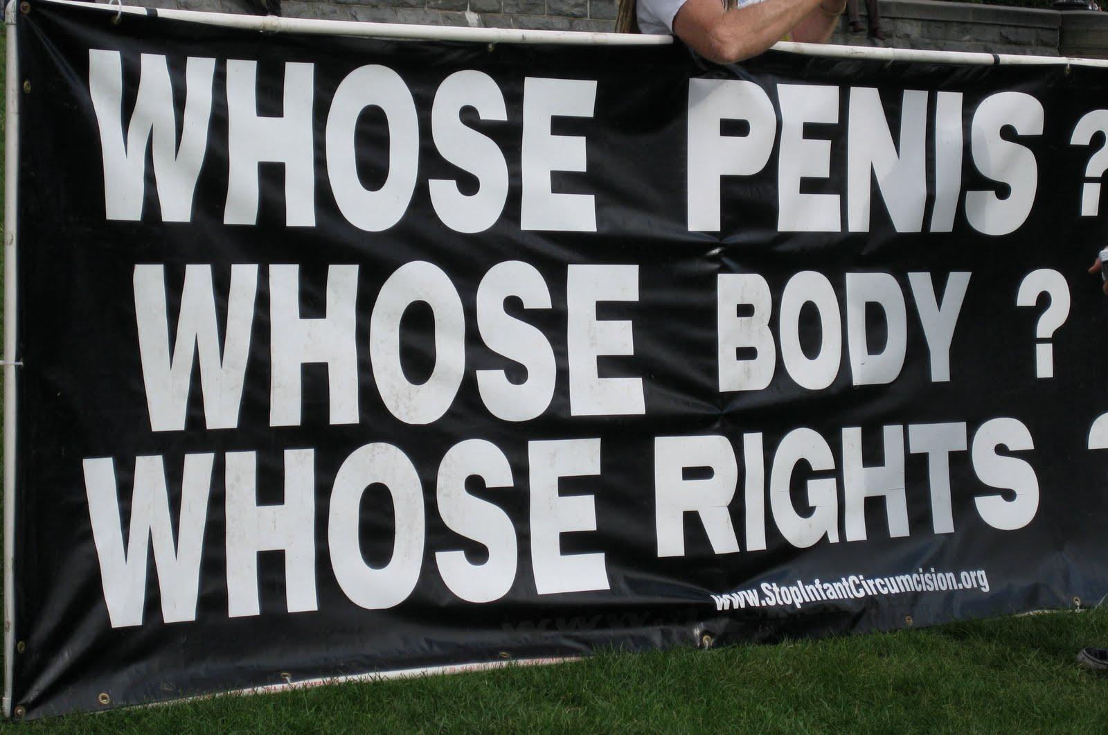 genital rights