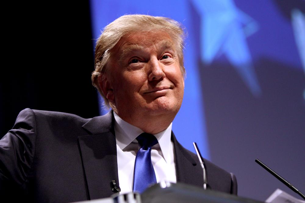 Donald Trump Announces Universal Government Healthcare Plan