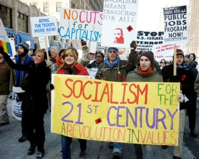 Poll: Almost A Third Of Millennials Identify As Socialists