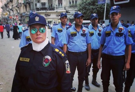 Egyptian Policewoman Punished Alleged Sexual Harasser With Electric Rod