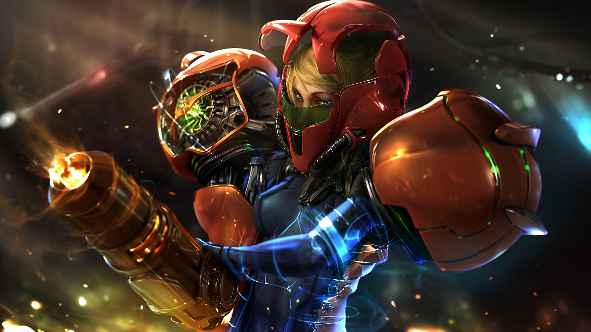 Is Metroid's Main Character Transgender? No. Here's Why…