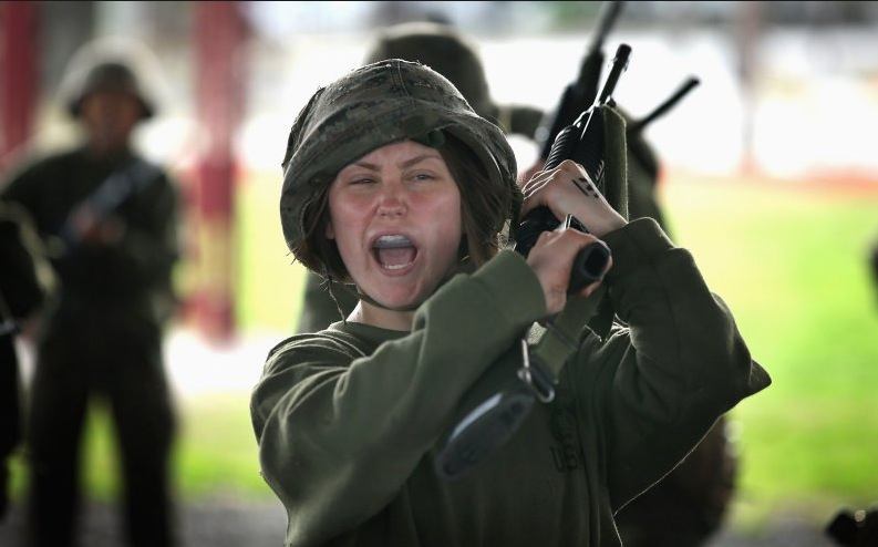 Marine Corps Study Shows That Men Are FAR Better In Ground Combat Than Women