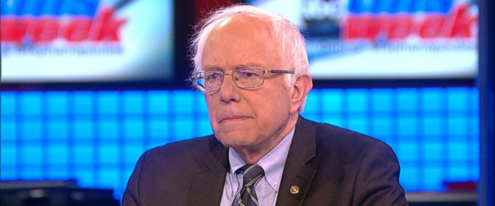"Bernie Sanders: ""Yes, I Will Raise Taxes On Everybody"""