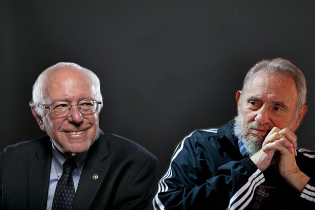 Bernie Sanders is a Communist Sympathizer