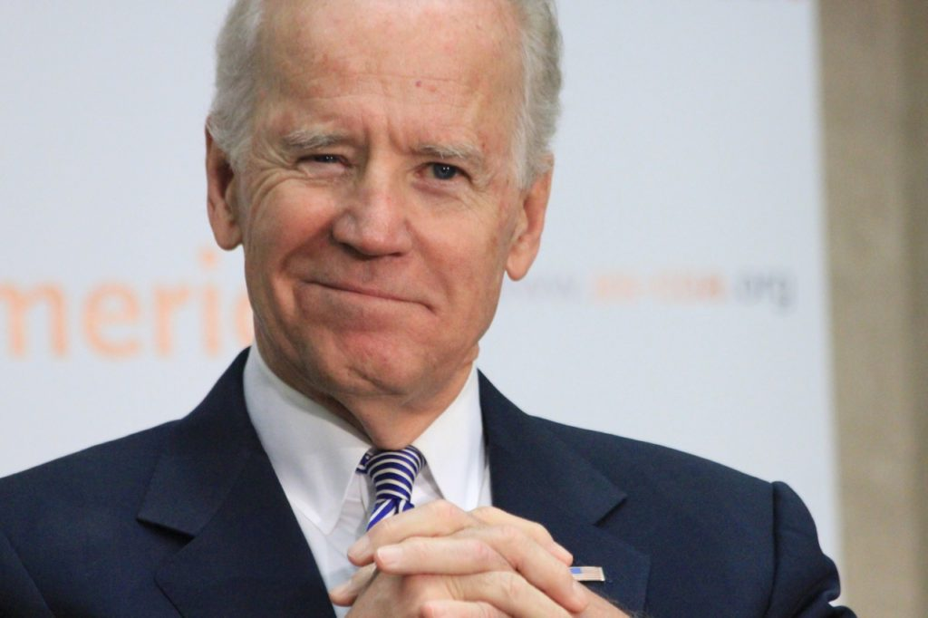 Twitter Disgusted By Joe Biden Kissing Granddaughter On The Lips