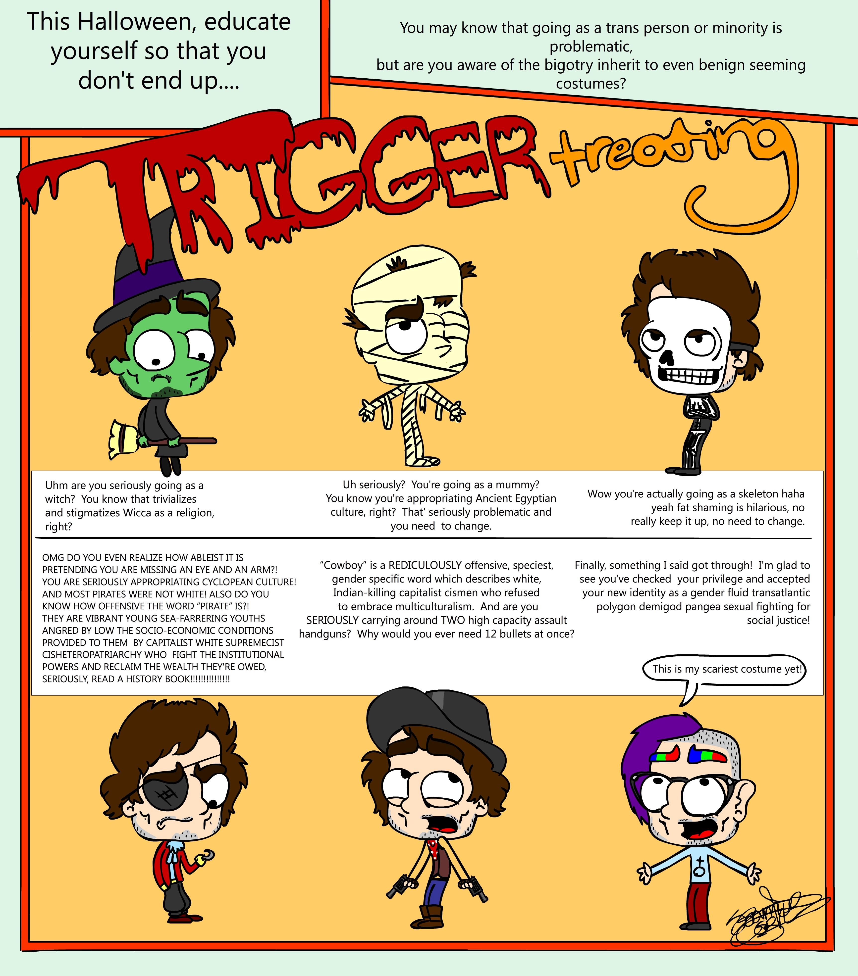 trigger treating