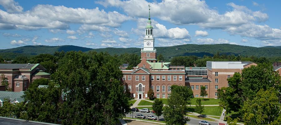 Dartmouth Admin Encourages Black Lives Protesters In New Video