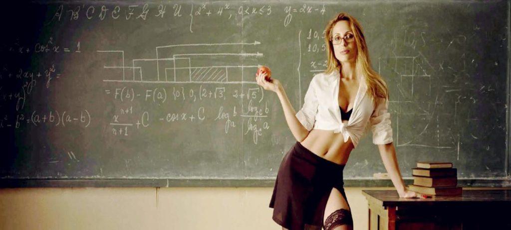 Порно русское с учительницей смотреть