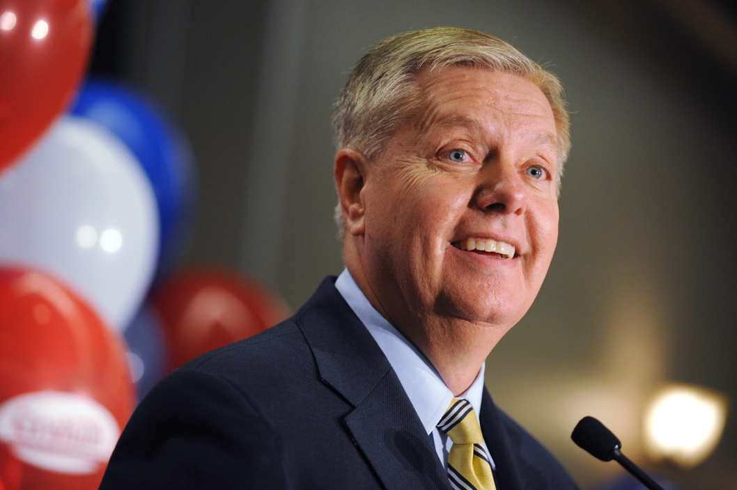 Lindsey Graham Called The Kurds A 'Threat' To Turkey In A Prank Phone Call By Russians
