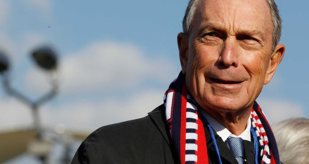 Bloomberg 'Drawing Up Plan' For Presidential Run