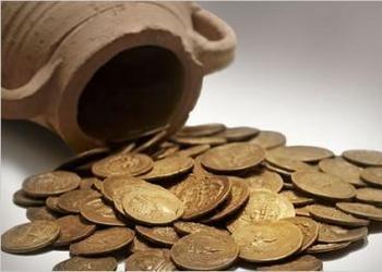 church and money