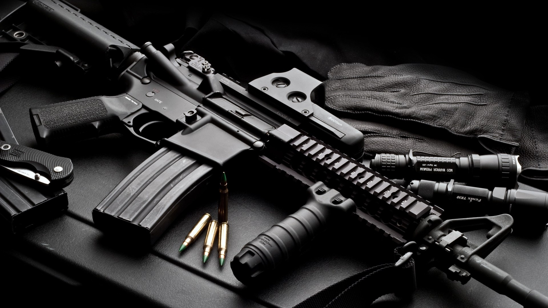 Why the Founders Wanted You to Own Military-Style Weapons