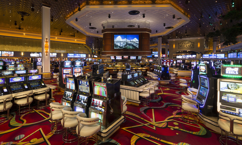Casino Gaming & Gambling Industry Key Segments