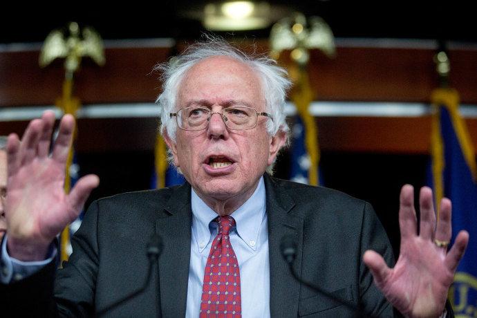 Bernie Sanders Has A Plan To Wreck The Free Press