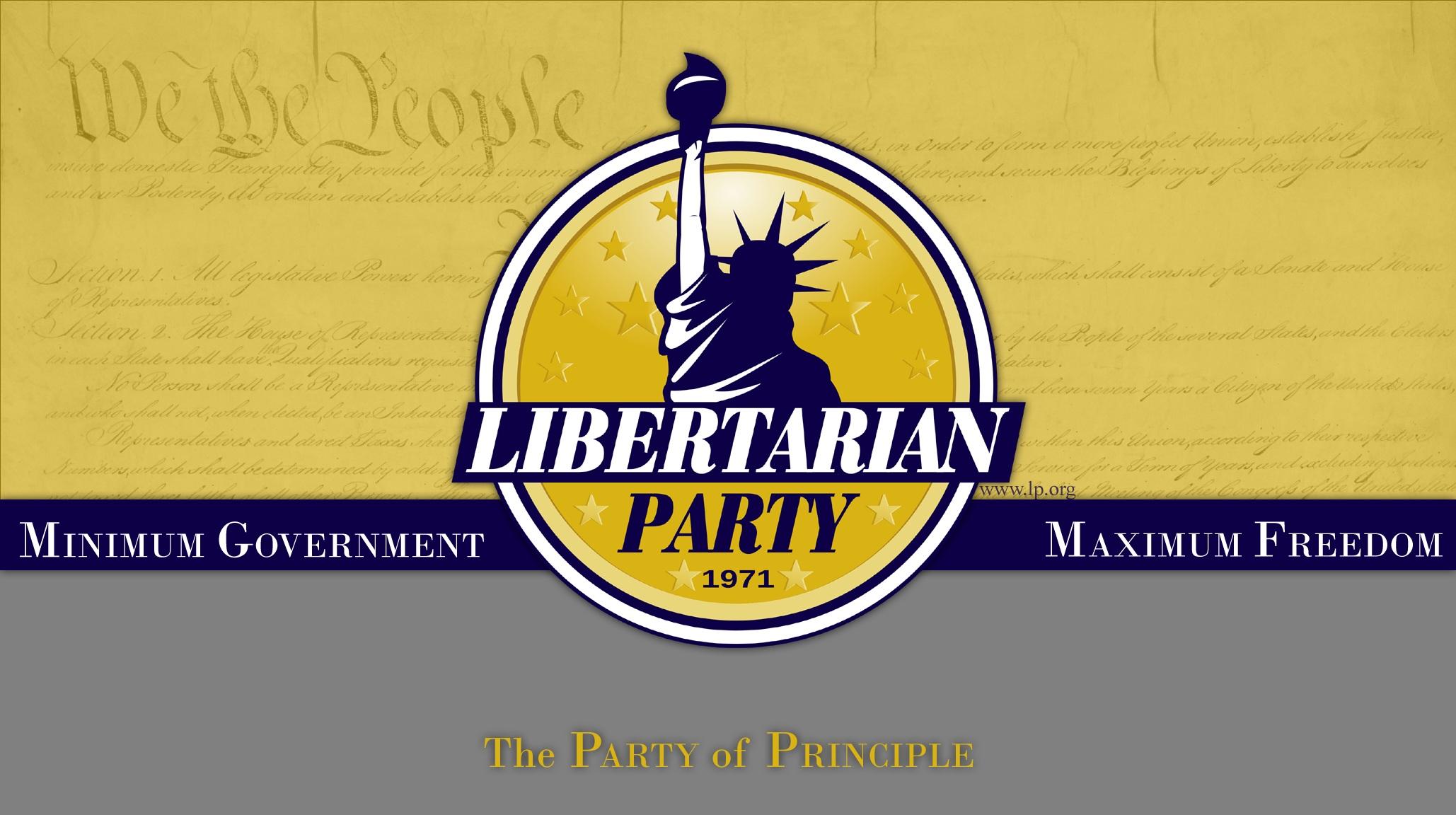 Libertarian Party Debate Winners and Losers