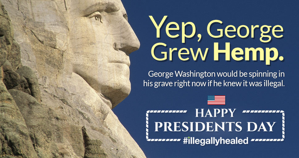 George Washington, Champion of Growing Hemp