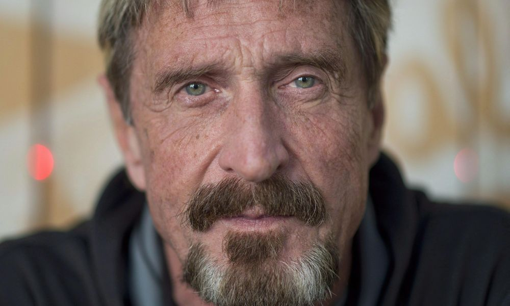 BREAKING: Libertarian Presidential Candidate John McAfee Announces VP Choice…