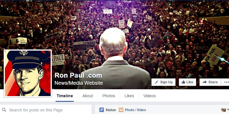 RonPaul.Com Founders Endorse Trump, Receive Vicious Backlash