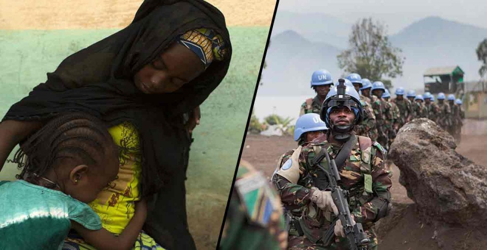 Report: French UN Peacekeepers Forced Girls As Young As Seven To Engage In Bestiality, Oral Sex