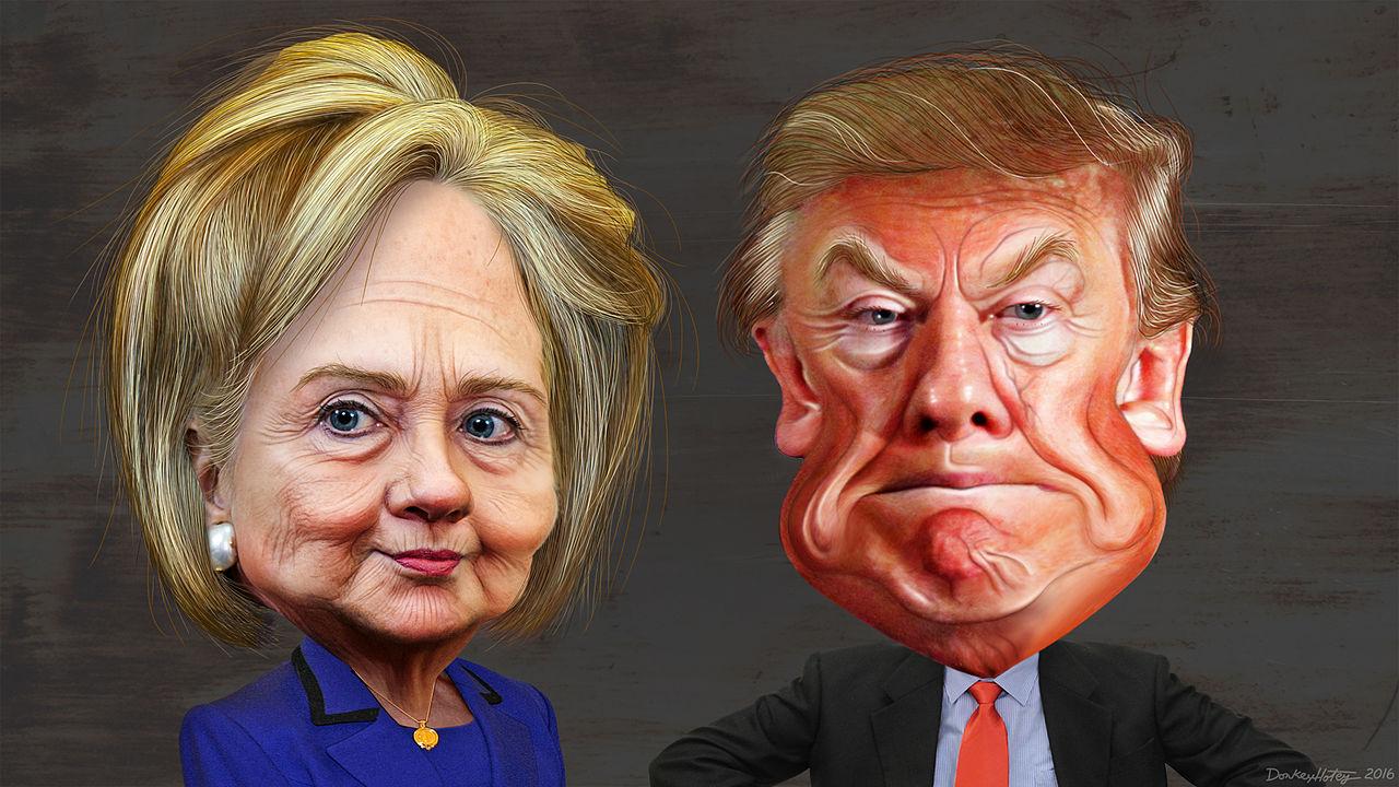 China, Politicians, Privacy, Clinton, Trump