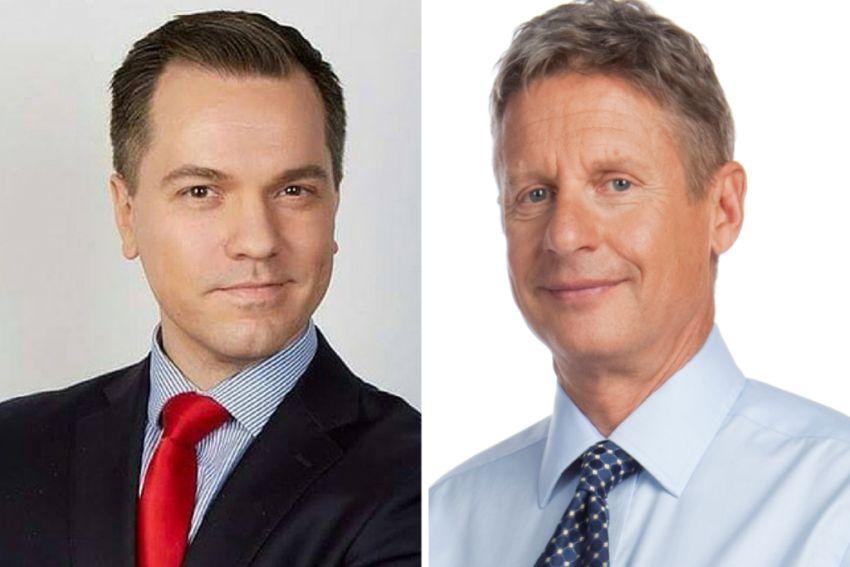 Austin Petersen and Gary Johnson Bury the Hatchet, Look to Unite Libertarian Party