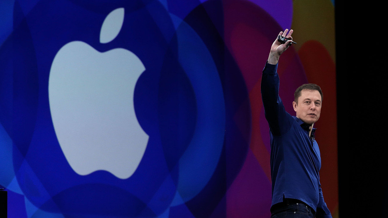 5 Reasons Why Elon Musk Should Fear Apple's Electric Vehicles