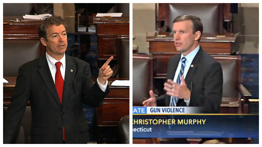 A Tale of Two Filibusters
