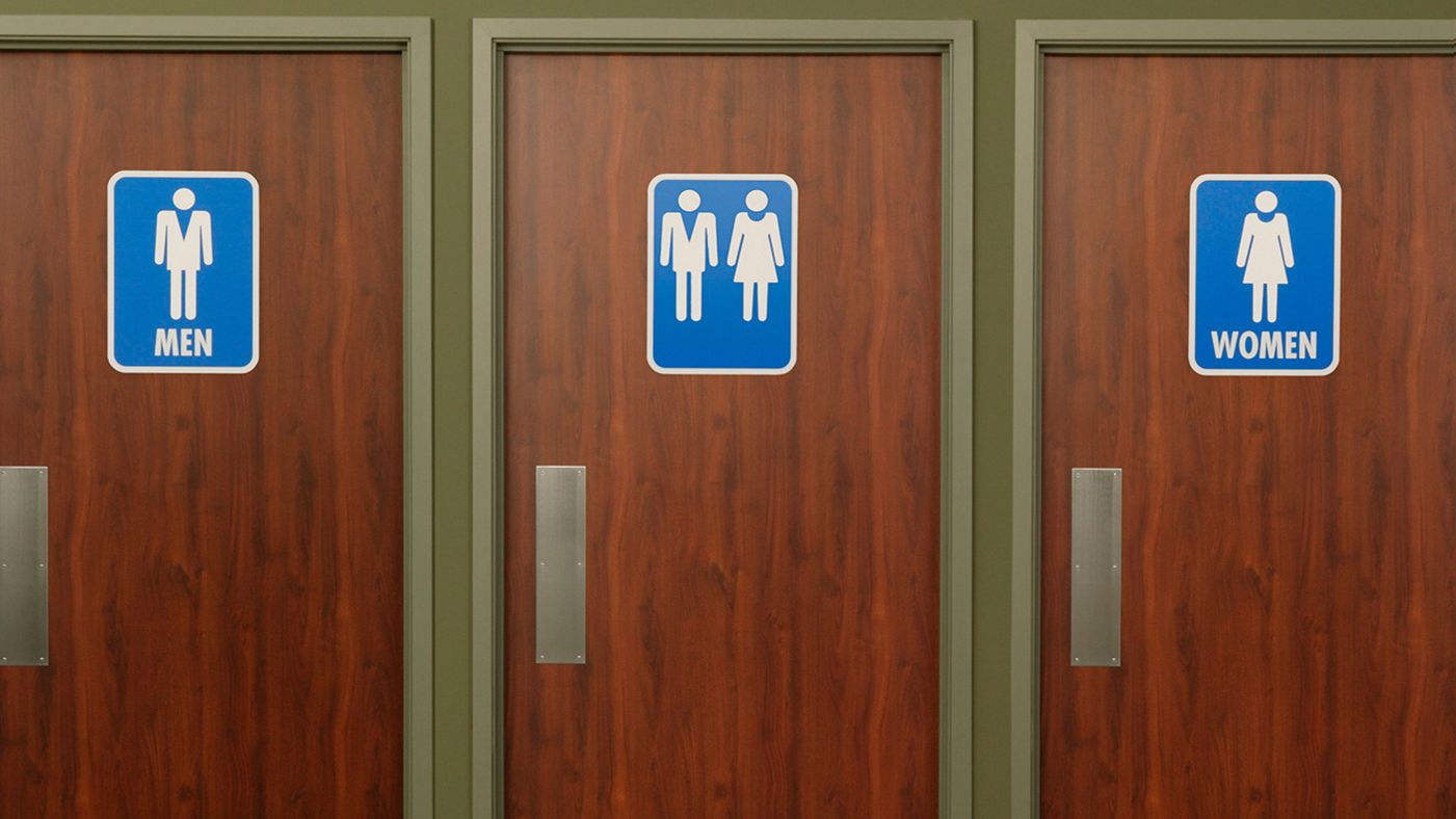 Transgender Bathroom Bill Becomes Law In New State