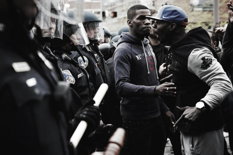 New Study: Blacks 20% Less Likely to Be Shot in Tense Confrontation with Police