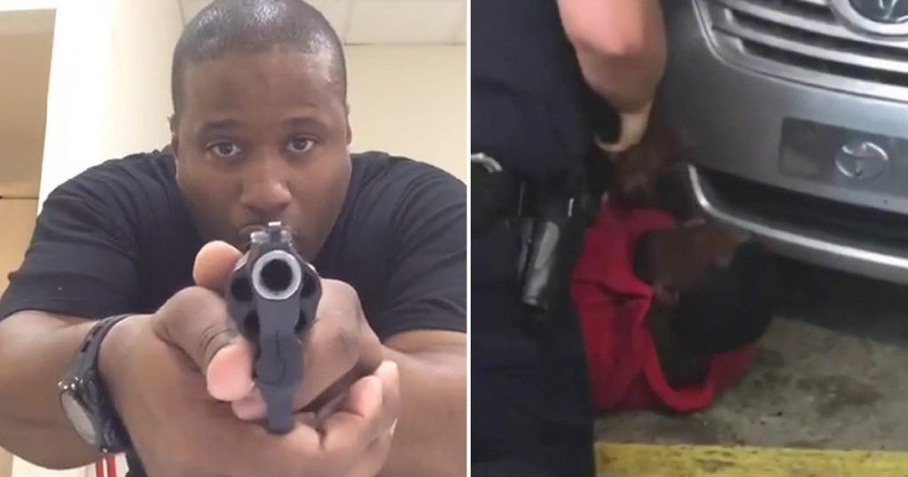 Army Vet and Gun Instructor Makes Video Demonstrating Why Alton Sterling Shooting Was Justified