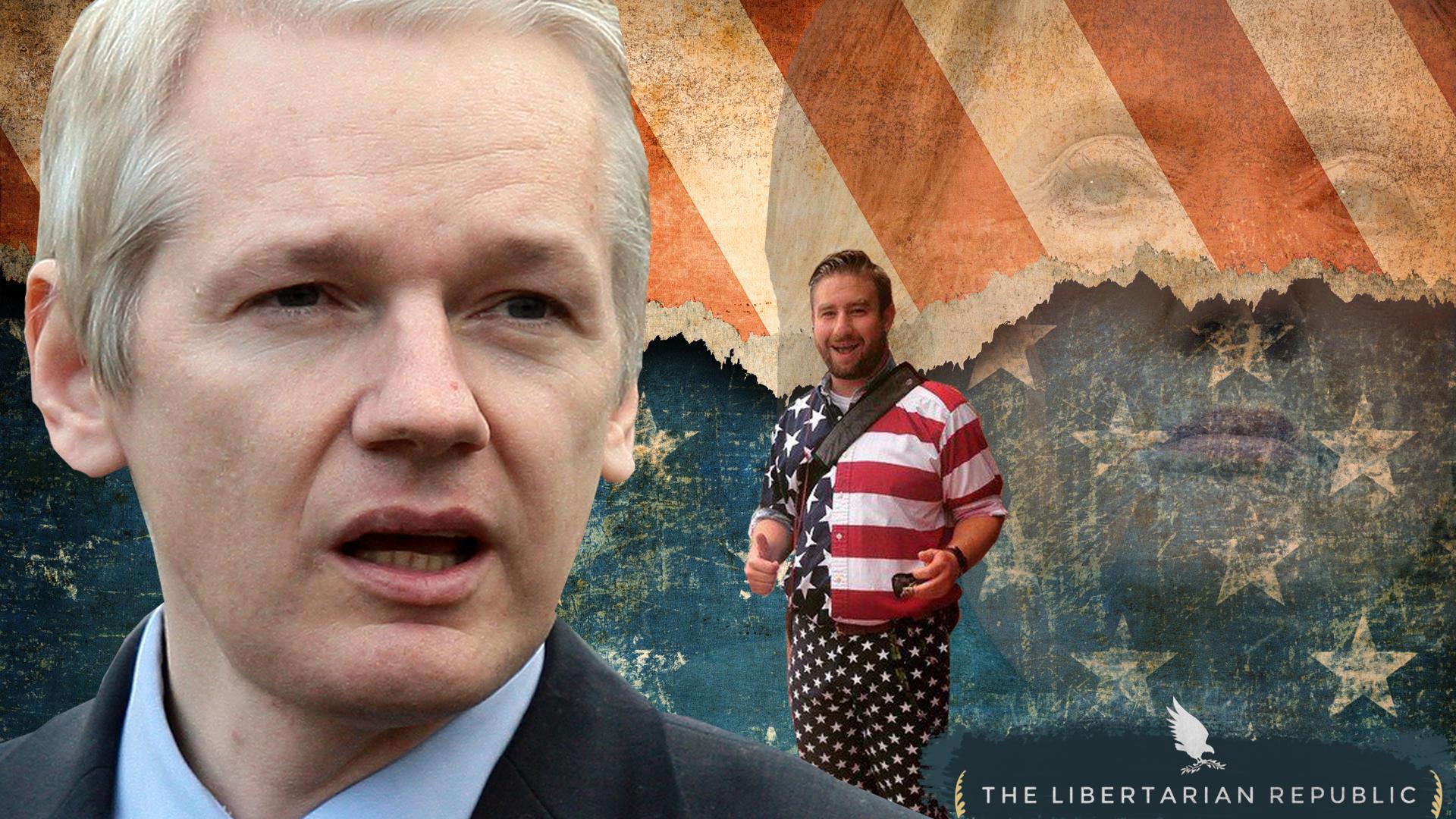 Wikileaks Julian Assange