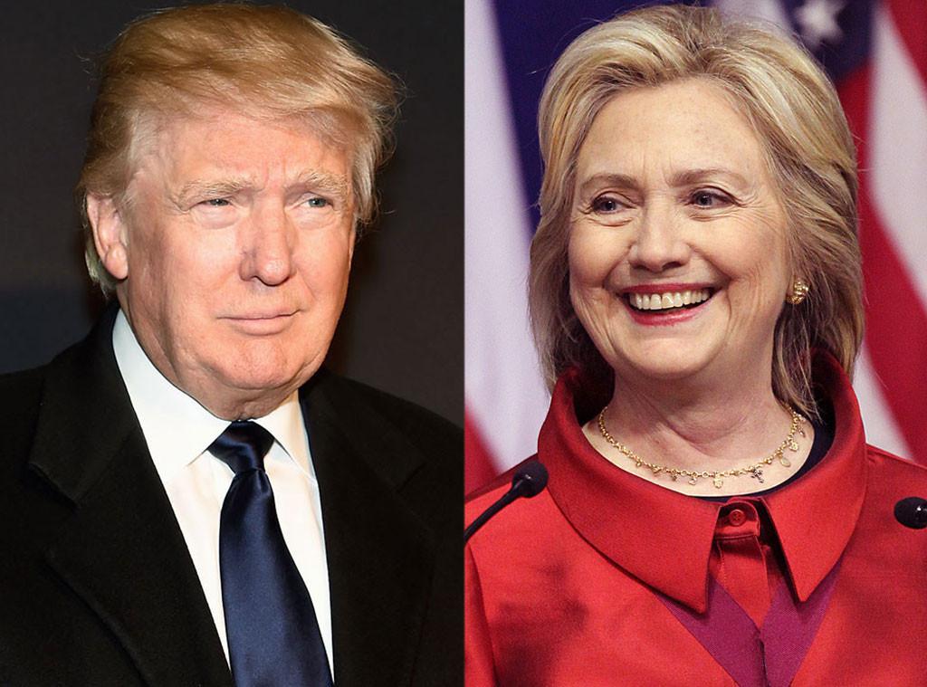 2016, Donald Trump, Hillary Clinton, Texas, Debate