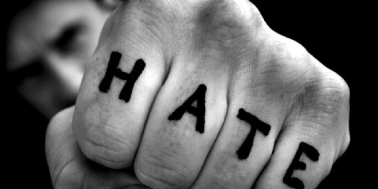 hate, tolerant of intolerant