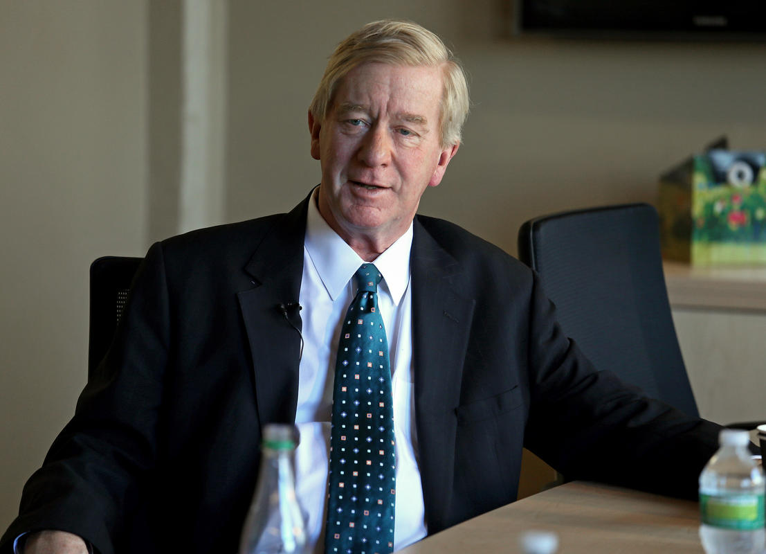 Trump GOP Challenger Bill Weld Supports Abortion On Demand, Endorsed Obama