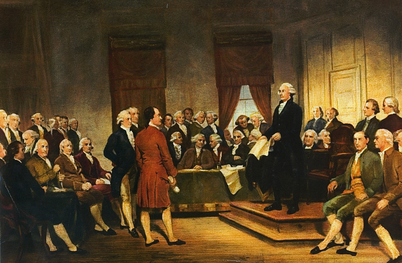 The Constitution was the Worst Thing Ever to Happen to the US