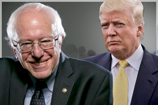 How Bernie Sanders Could Help Get Trump Elected