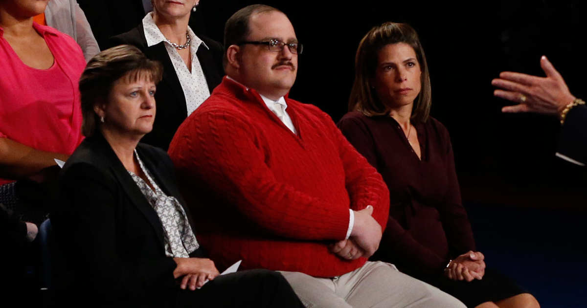 Ken Bone, Star of 2nd Debate: Fiscally Conservative, Socially ...
