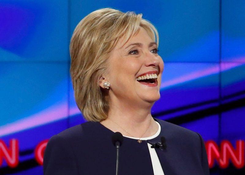 "Hillary Clinton: Against Marijuana Legalization ""In All Senses of the Word"""