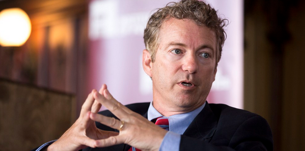Rand Paul Points out GOP Hypocrisy on Process and Ideology
