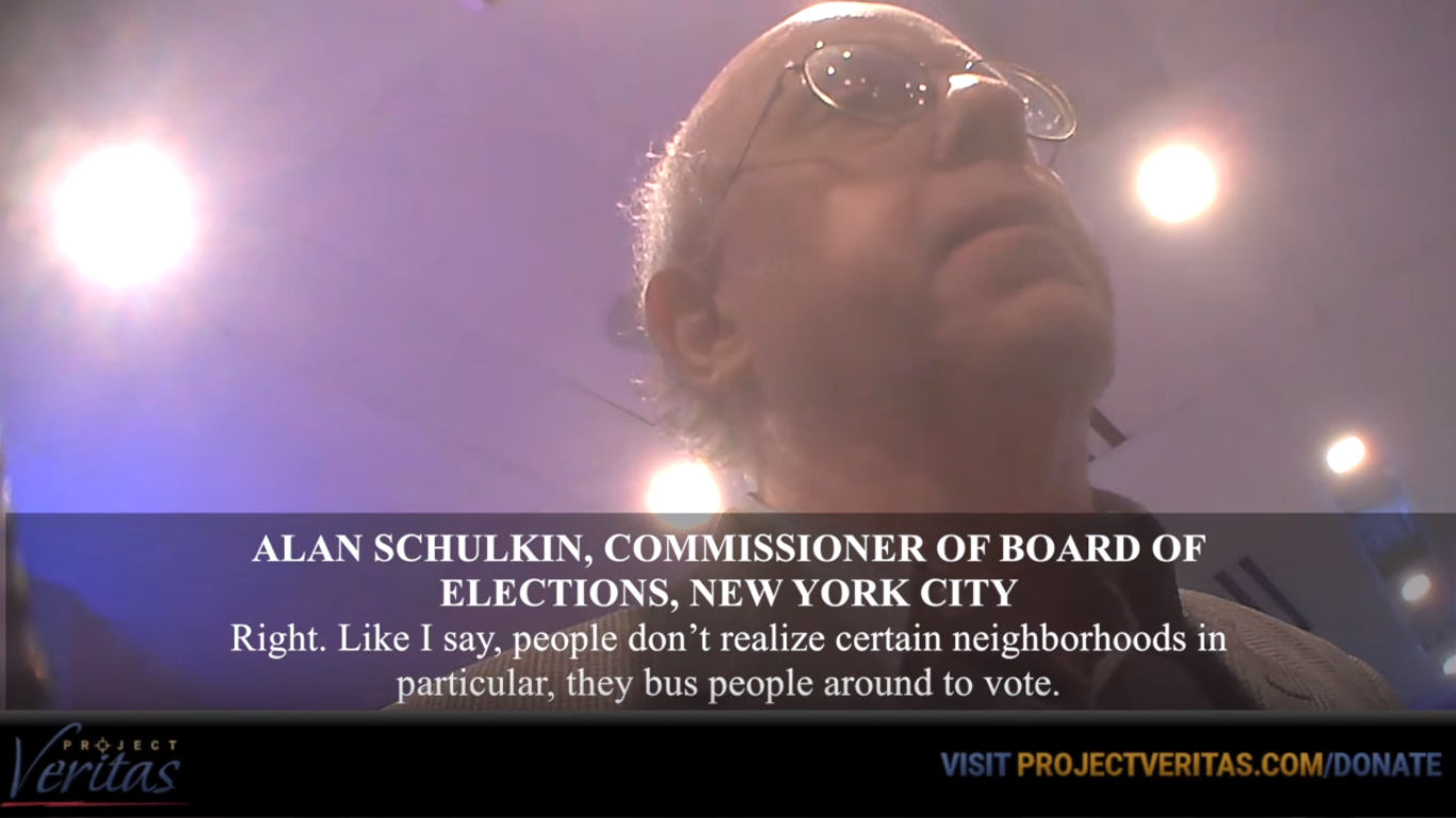 VIDEO: NYC Democratic Official: 'I Think There's A Lot of Voter Fraud'