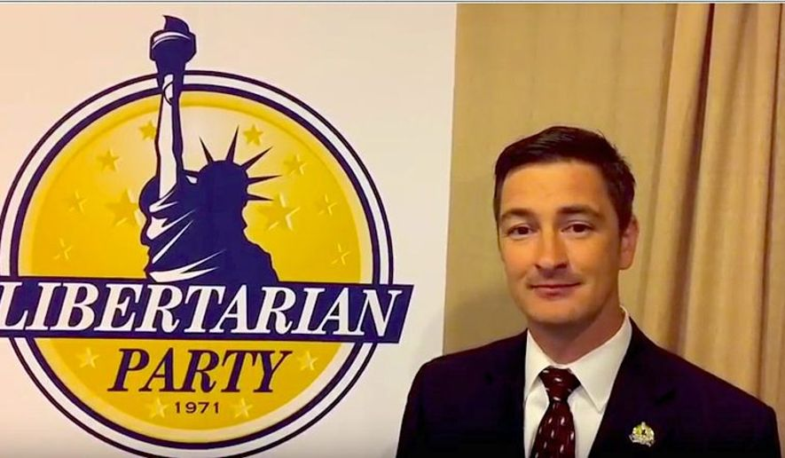 EXCLUSIVE: Nicholas Sarwark on the Future of Libertarian Party & Trump
