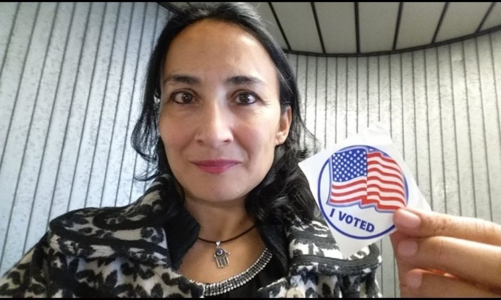 Muslim Woman Who Voted Trump Speaks Out Against Radical Islam