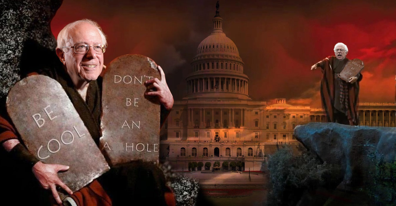 Jesus Was Not a Socialist, and Bernie Sanders is No One's Savior