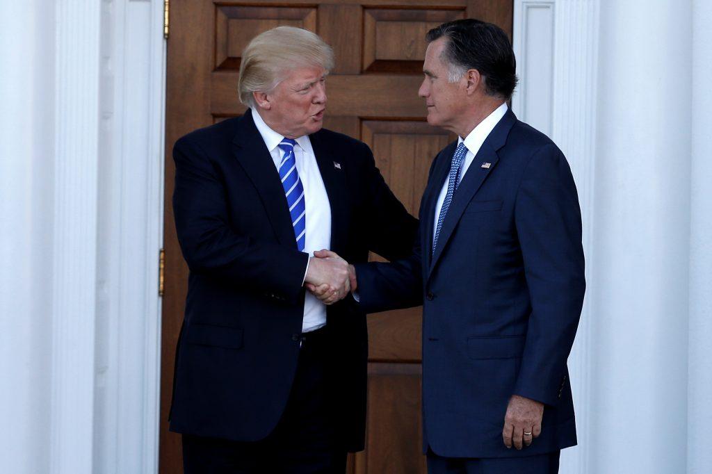 Photo by Mike Segar/Reuters