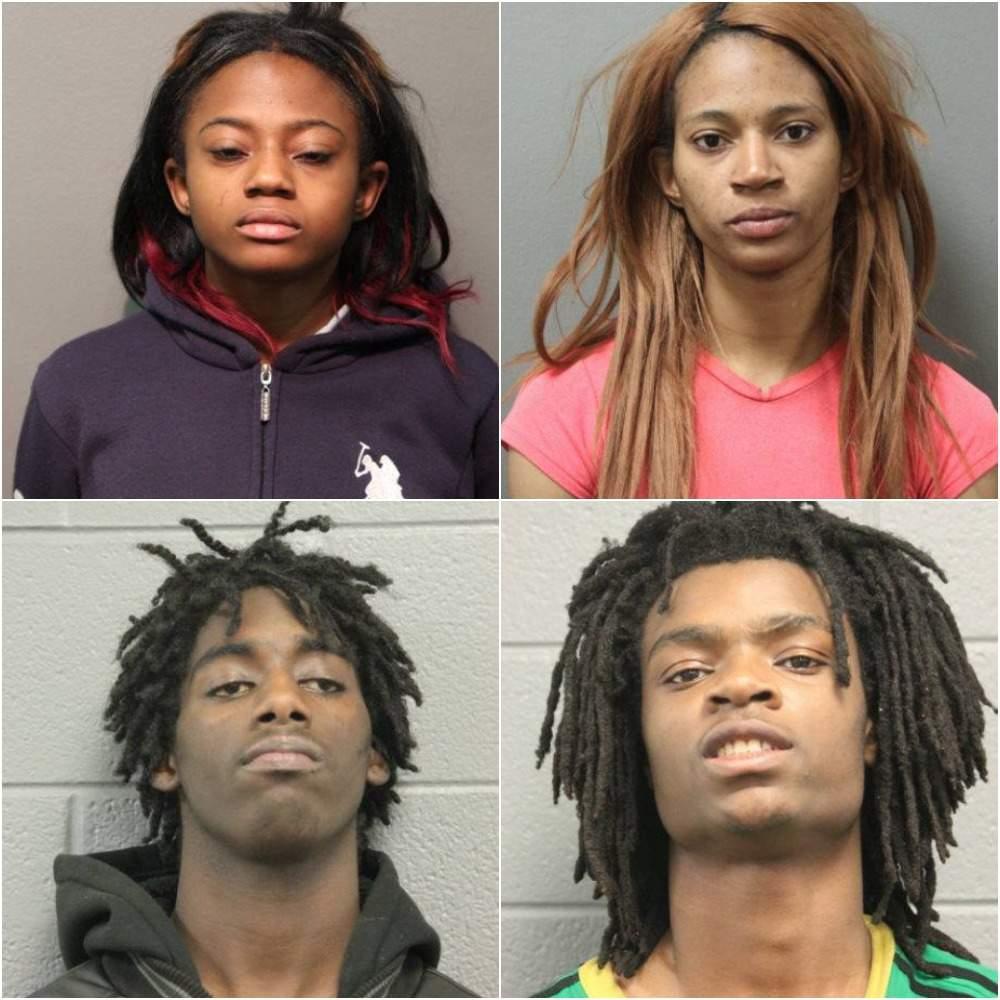 Four Arrested After Torturing A Disabled Man Live On Facebook