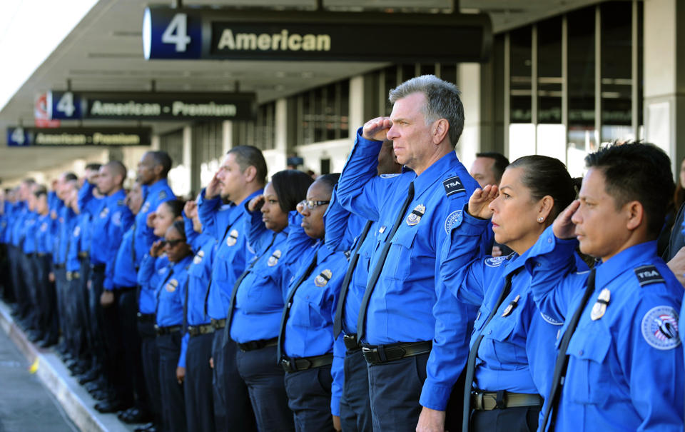 Fed Watchdog Says TSA 'Cannot Be Trusted' To Manage Airport Security Info