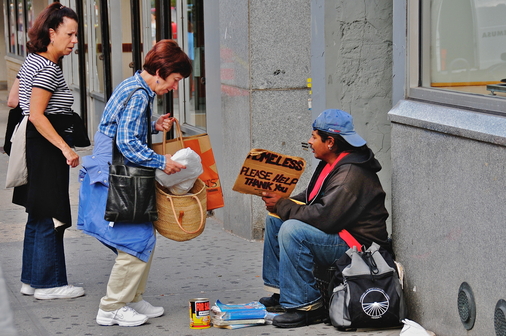 Feed the Homeless, Become a Criminal