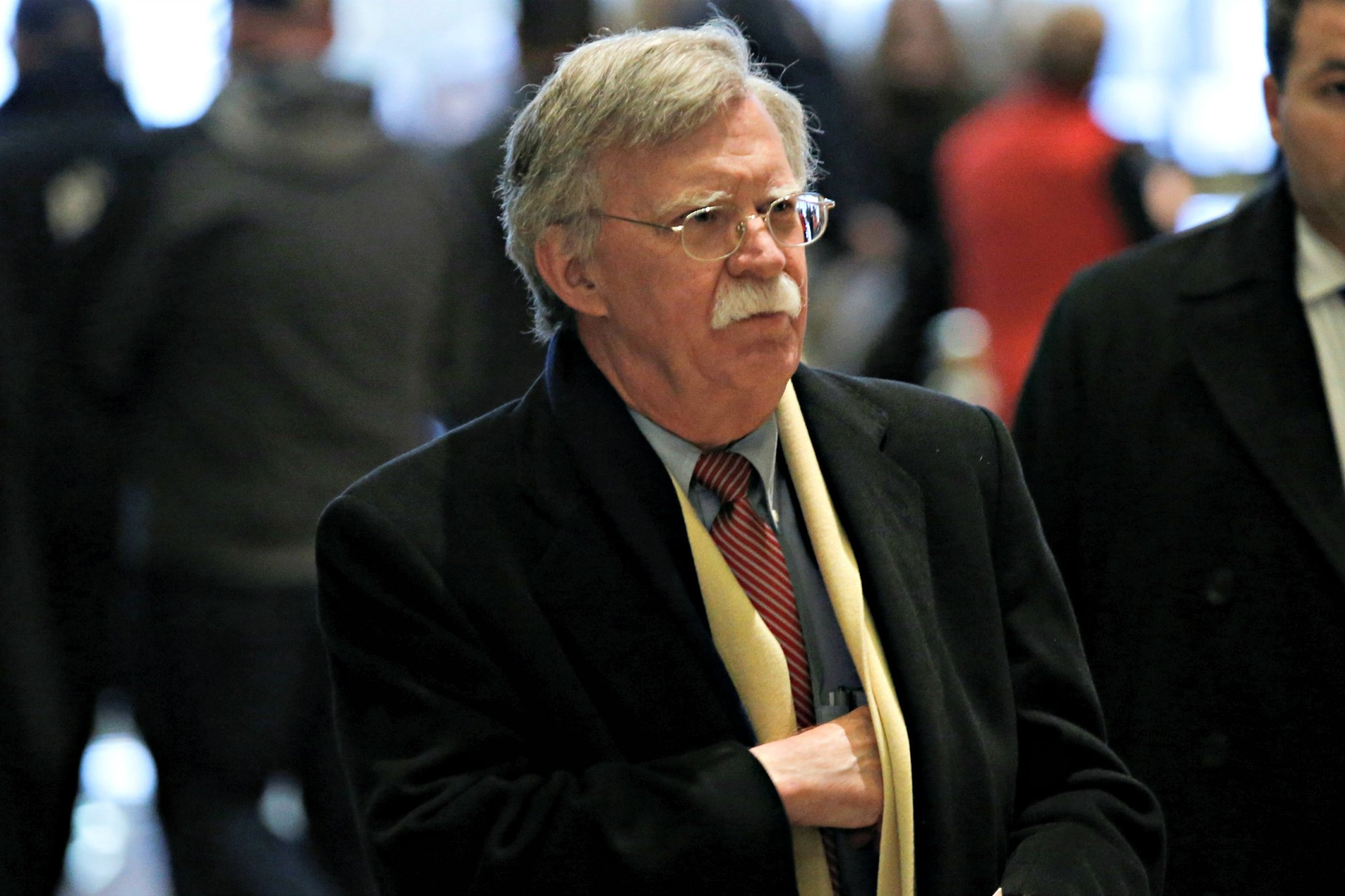 John Bolton Outlines His Five Foreign Policy Points For The Trump Admin