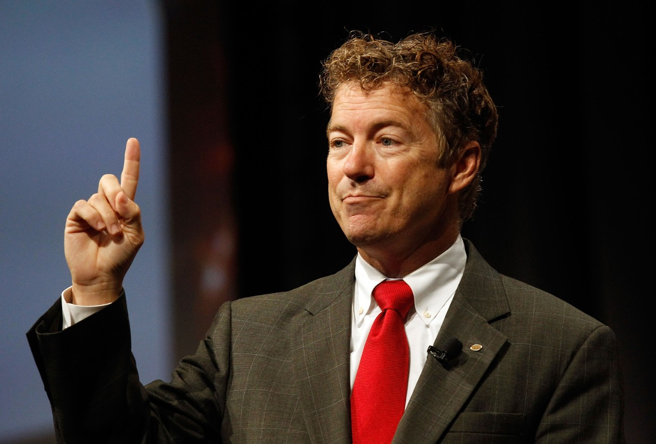 These Are The Best of Rand Paul's Epic Angry Festivus Tweetstorm